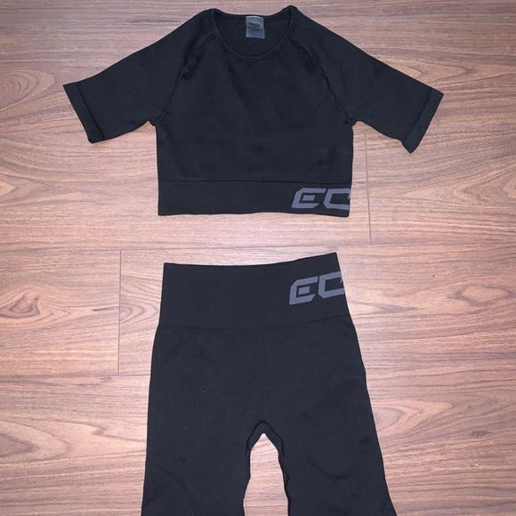 ECHT arise comfort black set